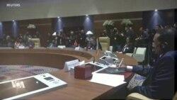 Réunion des cinq pays voisins de la Libye