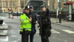 Attaque devant le Parlement britannique (vidéo)