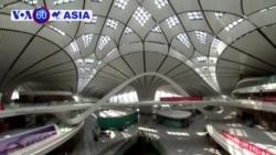 Trung Quốc thử nghiệm 'siêu' phi trường