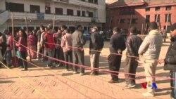 尼泊爾南部選民參加最後一輪投票 (粵語)