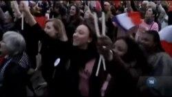 Чому французи підтримали Макрона. Відео