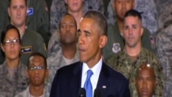 奧巴馬重申不會再在伊拉克打地面戰爭