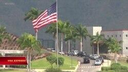 Mỹ vẫn mở cửa đại sứ quán ở Venezuela