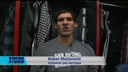 Marjanović: Ponosan sam što igram za San Antonio