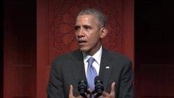 Obama Oo Booqday Masjid