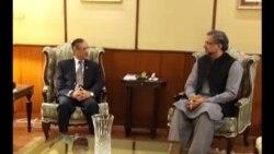 اسلام آباد: وزیر اعظم خاقان عباسی کی چیف جسٹس ثاقب نثار سے ملاقات