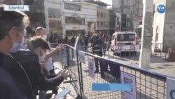 İstiklal Caddesi'ne '7000 Kişi' Sınırlaması Getirildi