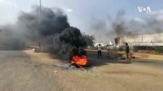 Protesti zbog puča u Sudanu