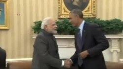 جان کری برای توسعه روابط اقتصادی به هند سفر می کند