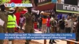 VOA60 Addunyaa - Uganda Police Blame Rebel Group ADF for Bombings in Capital