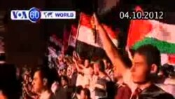 VOA60 Thế Giới 04/10/2012