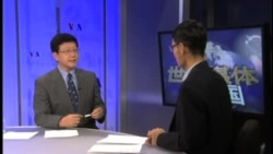 世界媒体看中国:中国看美国