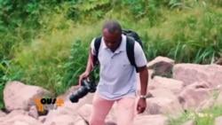Vous et Nous : portrait du photographe congolais Baudoin Mouanda