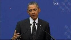 Обама вважає, що Росія агресивна від слабкості