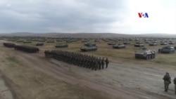 Ռուսական լայնածավալ ռազմախաղերը, ռուս-չինական ռազմական մերձեցումը եւ Արեւմուտքի մտահոգությունները