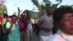 Emeutes au Gabon après la publication des résultats de la présidentielle au Gabon