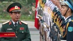 Bộ trưởng Quốc phòng Việt Nam kêu gọi 'kiềm chế' ở Biển Đông