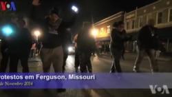 A Voz da América nas manifestações em Ferguson