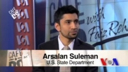 Cafe DC: Acting Envoy to the OIC Arsalan Suleman