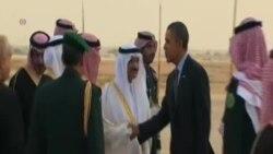 اوباما وارد عربستان شد