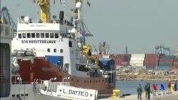 """意大利和馬耳他說""""不""""後 西班牙接收獲救船民"""