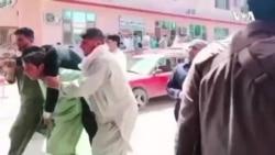 Afghan Civilian Casualties ....