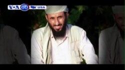 Không kích Mỹ hạ sát cựu phụ tá của Bin Laden (VOA60)