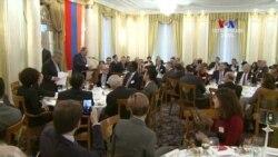 «Եթե պատրաստ եք ձեր քայլը կատարել, եկեք Հայաստան». Ն․Փաշինյանը Ցյուրիխում հանդիպել է շվեյցարացի գործարարների հետ(անգլերեն)