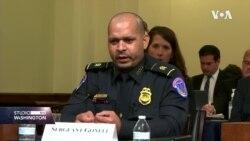 Policijski službenici opisali napad na Capitol američkim zakonodavcima
