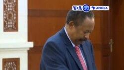 Manchetes Africanas 22 agosto: Sudão tem novo primeiro-ministro
