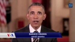 سەرۆک ئۆباما بەر لە وتارە ساڵانەیەکەی کۆمەڵێـک شت دەخاتە ڕوو