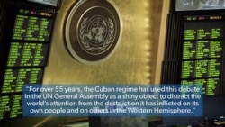 U.S. Stands with the Cuban People