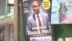 """""""Les Franckistes"""" s'activent pour faire élire le fils de Paul Biya"""