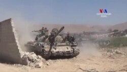 Սիրիայում՝ ռազմական առճակատման պռնկին