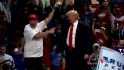 2016-10-04 美國之音視頻新聞: 川普的報稅問題影響美國大選選情