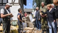 粵語新聞 晚上10-11點: 德國比利時洪災造成170人死亡