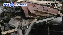 Cứu hộ động đất làm hơn 20 người tử vong ở Indonesia tiếp tục (VOA60)