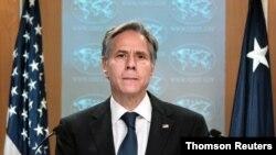 د امریکا د بهرنیو چارو وزیر انتوني بلینکن
