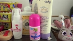 Baby Products Booming in China
