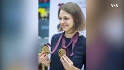 Українська шахістка Анна Музичук відмовилася від шансу виграти 2 мільйони доларів. Відео