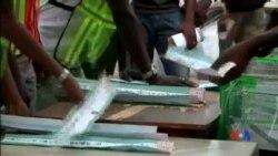 2015-03-29 美國之音視頻新聞:尼日利亞部分地區週日恢復選舉投票