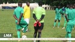 Page sports : le succès d'une équipe de foot issue des bidonvilles de Nairobi