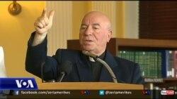Dom Lush Gjergji për Shën Terezën
