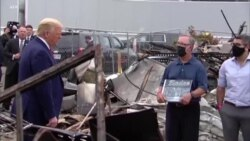 Kampeni za Trump na Biden zatua Kenosha