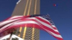 Protestas en Las Vegas antes de debate presidencial