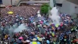 """香港""""反乌托邦""""电影震动中国当局"""