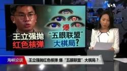 """海峡论谈:王立强抛红色核弹 爆""""五眼联盟""""大棋局?"""