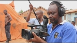 Ugandan Filmmaker Churns Out Low-Budget Action Hits