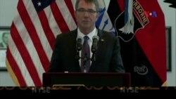 Bộ trưởng Quốc phòng Mỹ: IS đang chịu sức ép
