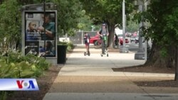 Trào lưu xe scooter ở thủ đô Mỹ: Thuận tiện hay tai họa?